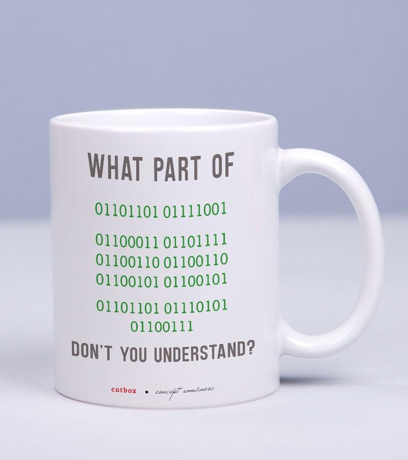 Cadouri pentru programatori - Cana - Binary Coffee_catbox_1