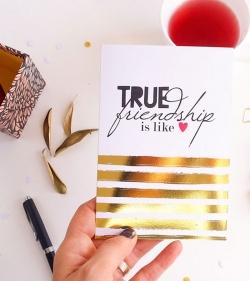 Felicitare - True friendship6