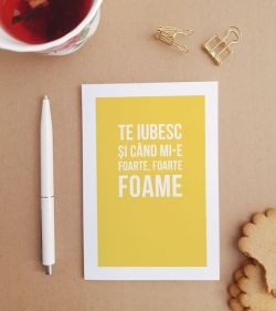 Cadouri pentru iubit - Felicitare cu mesaj amuzant - Above All_catbox 1