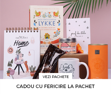 Cadouri pentru prieteni - Pachet cadou Mica Enciclopedie Lykke