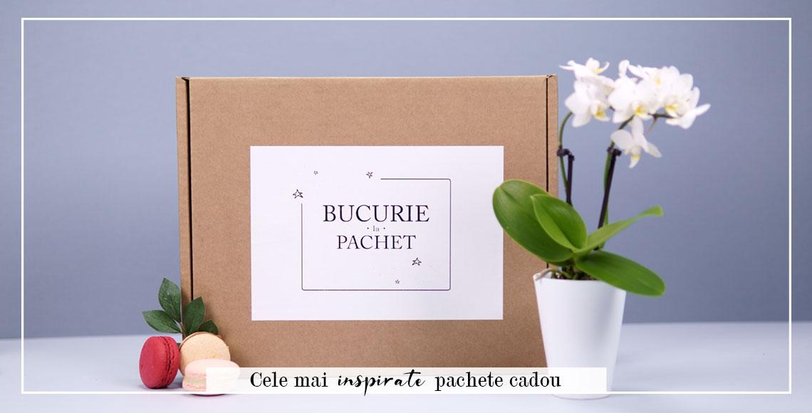 Pachete cadou catbox.ro